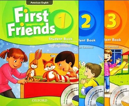 آموزش First Friends